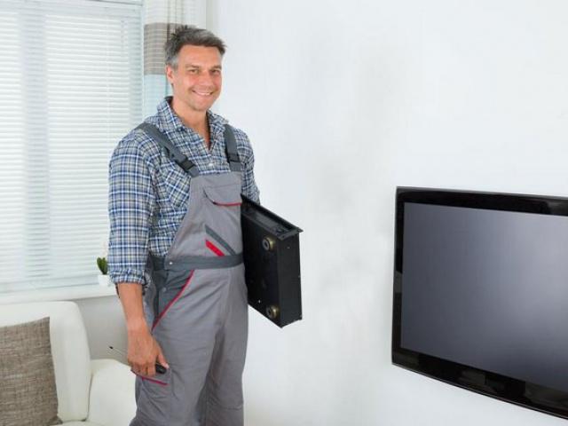 О гарантии и скидках на ремонт телевизоров