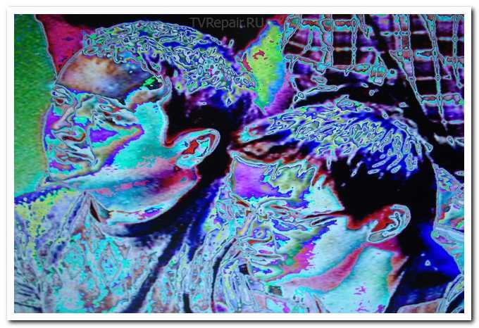 Телевизор POLAR 55LTV6101 в