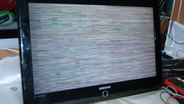 мужское 810 пропало высокое напряжение в телевизоре могут