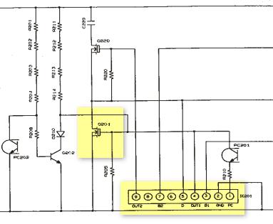 схема телевизора самсунг