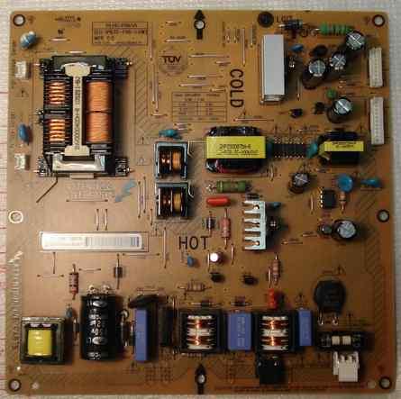 Philips 32PFL5405H/12 - код