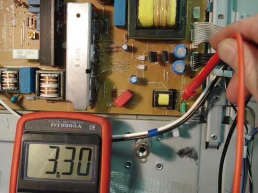 ремонт телевизора Philips 42PFL7433S/60
